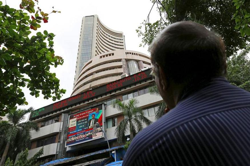Sensex Starts With Gains Amid Asia Overhang