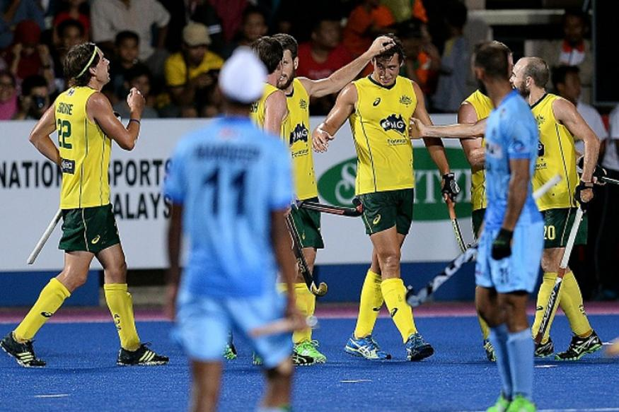 India Go Down 0-4 to Australia in Azlan Shah Cup Hockey Final