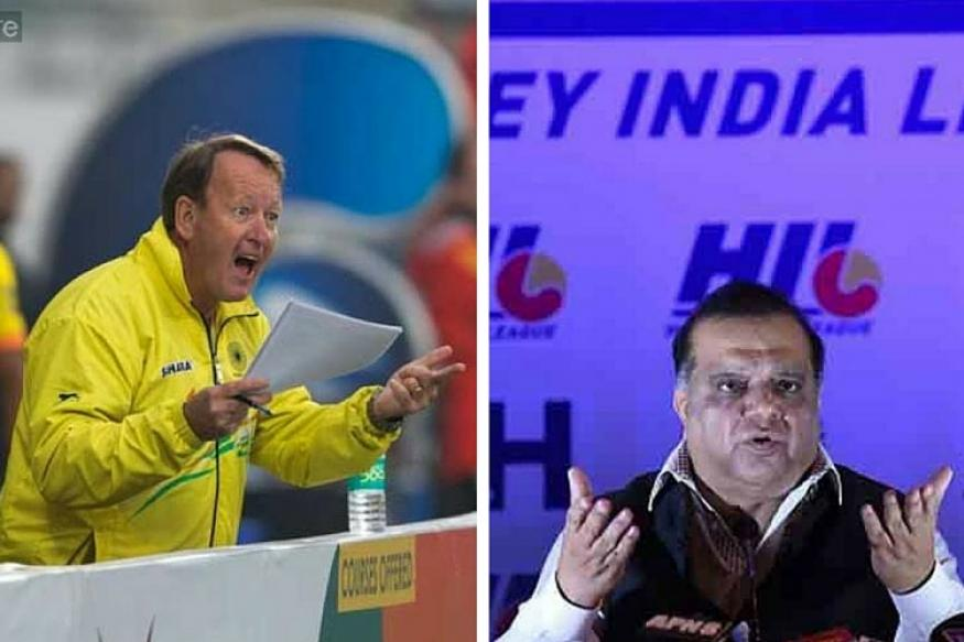 Hockey India pulls out of SOJC, denies relation to Terry Walsh row