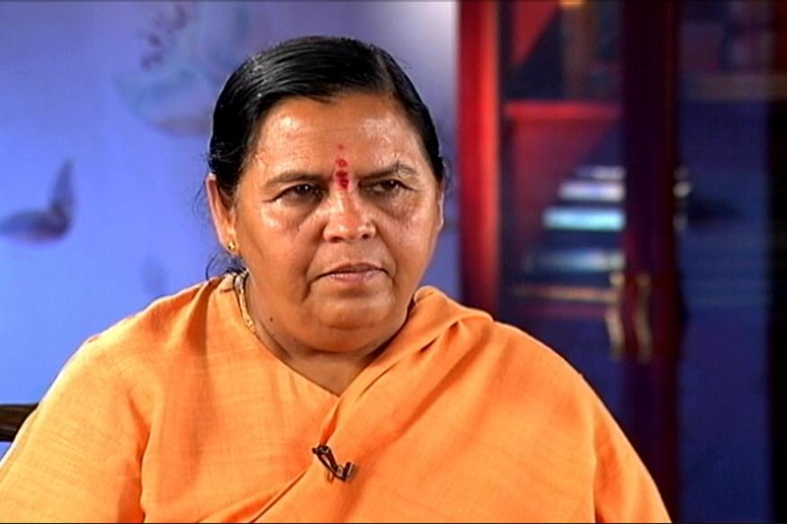 Disputed Land in Ayodhya Will Always Belong to Ram: Uma Bharti