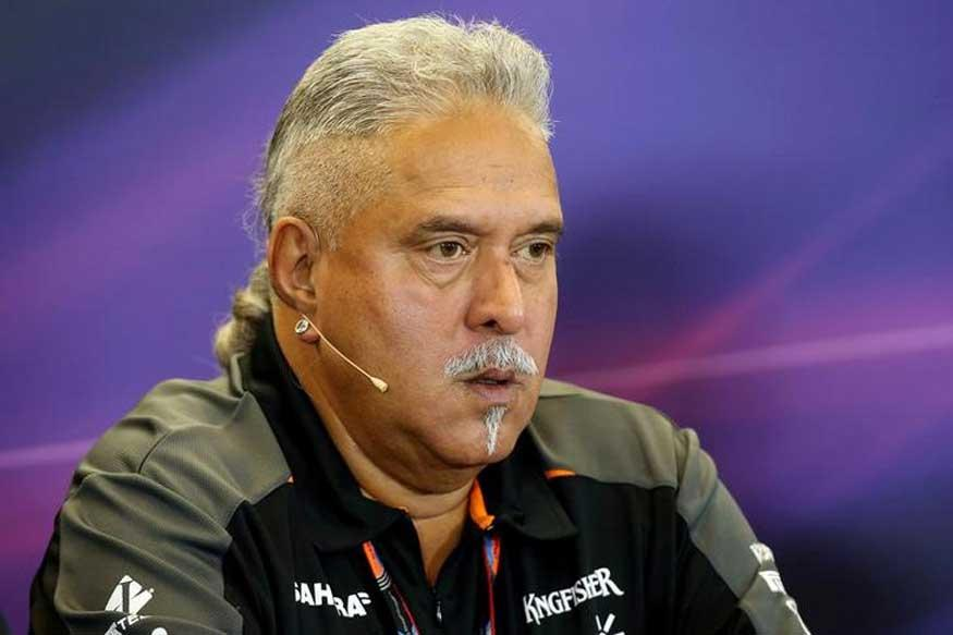 Vijay Mallya Back in F1 Paddock, India a Step Too Far