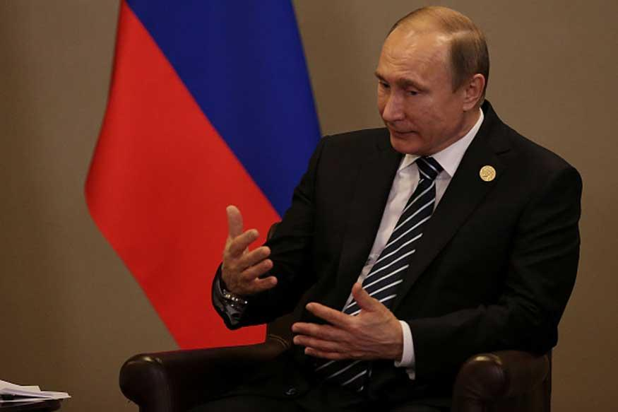 BRICS Nations Committed to Anti-Terror Cooperation, Says Vladimir Putin