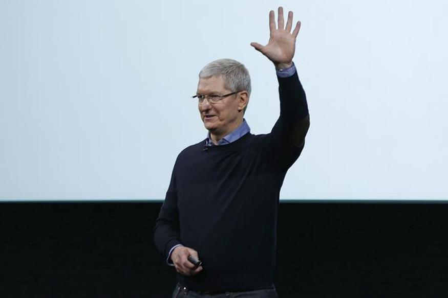 Apple CEO Tim Cook Defends Globalisation During Speech in China