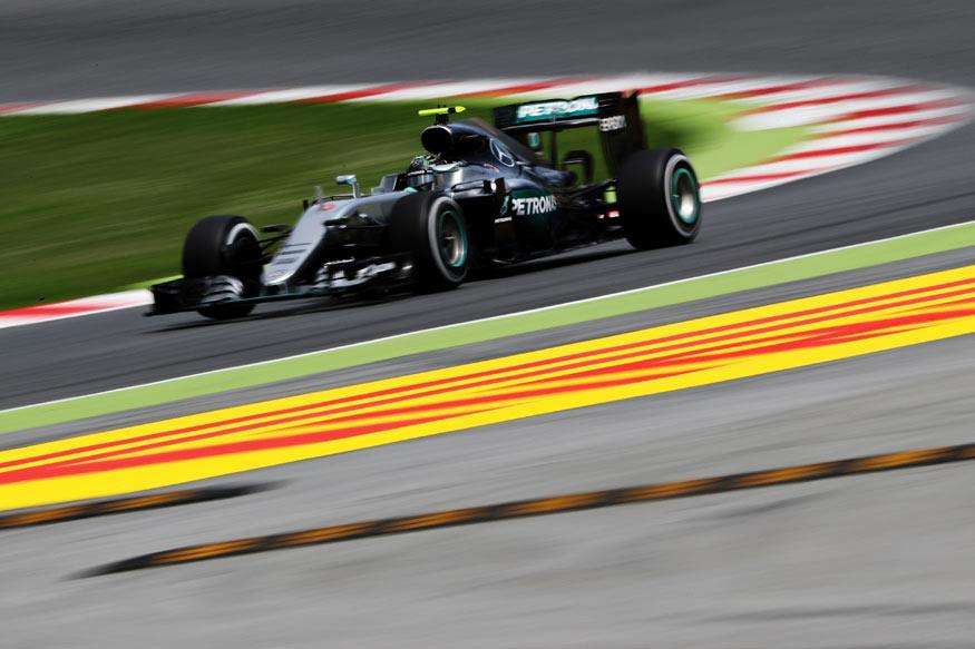Nico Rosberg Fastest in Final Spainish Grand Prix Practice