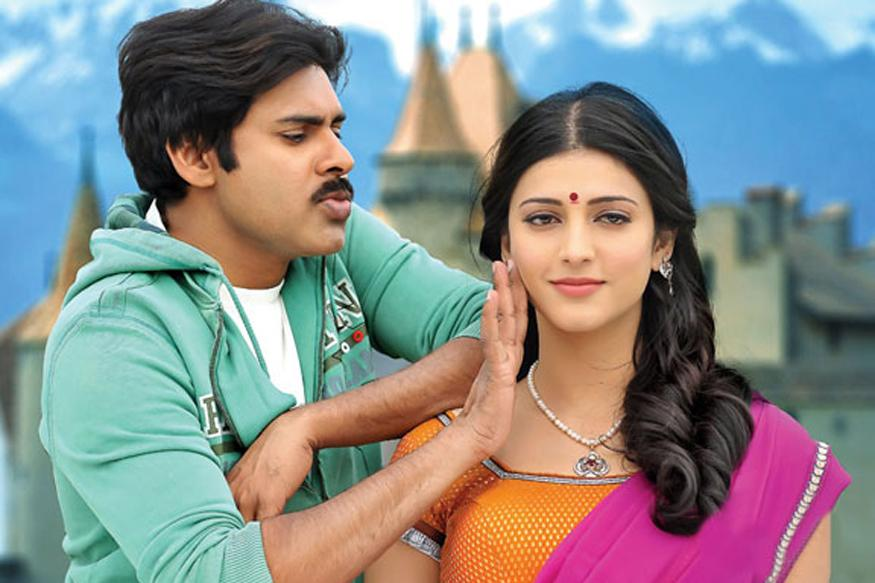 Shruti Haasan, Pawan Kalyan Team Up for Telugu Remake of 'Veeram'