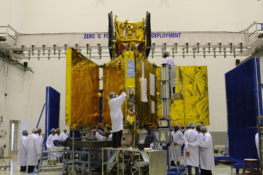 ISRO to Launch 83 Satellites in One go in January 2017