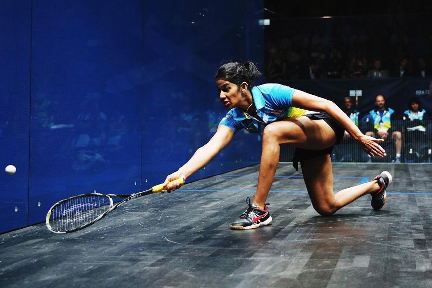 Joshna Chinappa Goes Down Fighting in Final of Hong Kong Meet