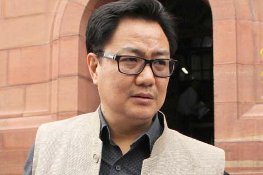 Kiren Rijiju Backs Army Chief Bipin Rawat's 'Tough Action' Remark