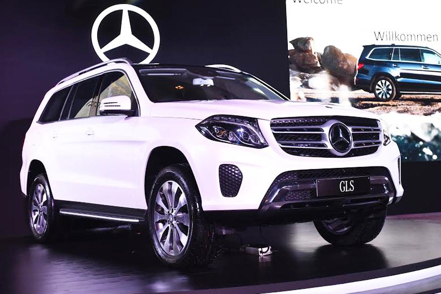 mercedes benz gls 350d the 39 s class of suvs 39 comes to