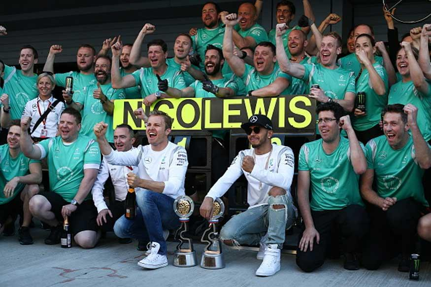Winning Without Fighting With Hamilton Lacks Ecstasy: Rosberg