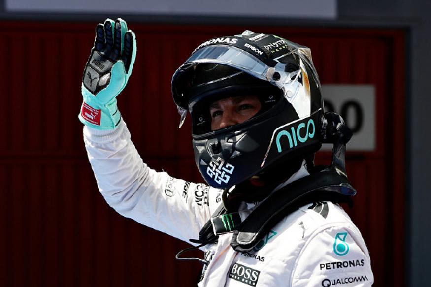 One Streak Over, Rosberg Aims for Another at Monaco Grand Prix