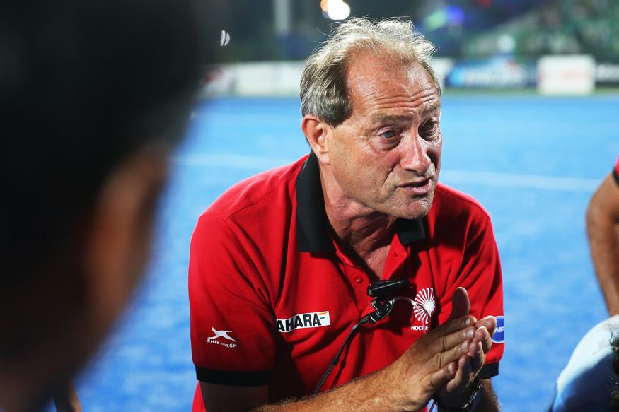 We're a Medal Contender If Everything Falls in Place: Roelant Oltmans