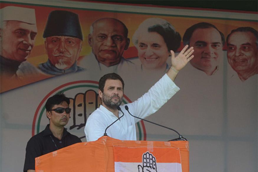 Rahul Gandhi Ends his Month-long Kisan Yatra, Takes a Jibe at PM Modi