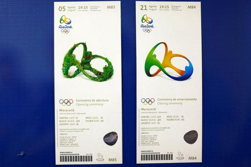 Rio Opening Ceremony Tickets