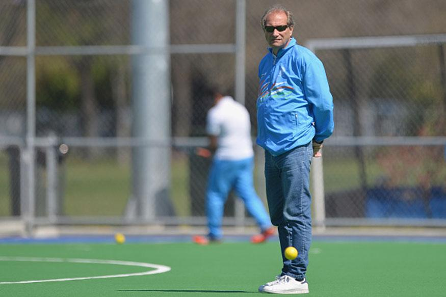 Focusing on Attacking Variations, Says Hockey Coach Roelant Oltmans