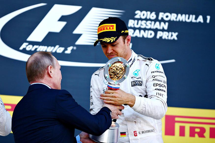 Nico Rosberg Wins Russian Grand Prix As Lewis Hamilton Takes Second