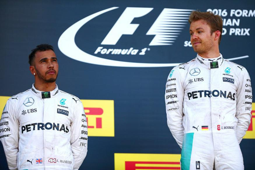 Mercedes' Toto Wolff Urges Team to Move on from Clash