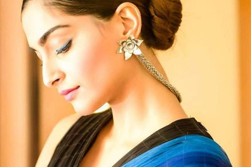 See pics: Gorgeous Sonam Kapoor and her day two at Cannes