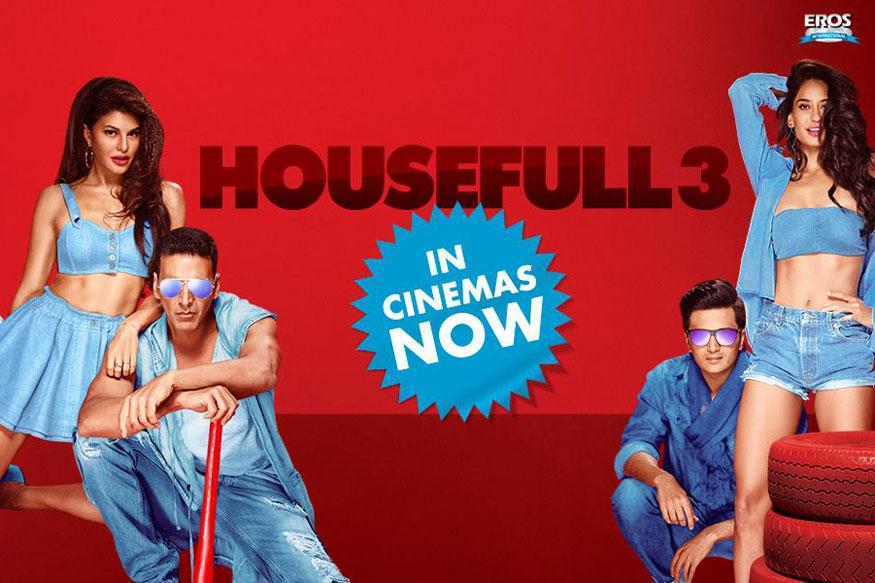 'Housefull 3' Review: Entirely Puerile, Only Sporadically Funny
