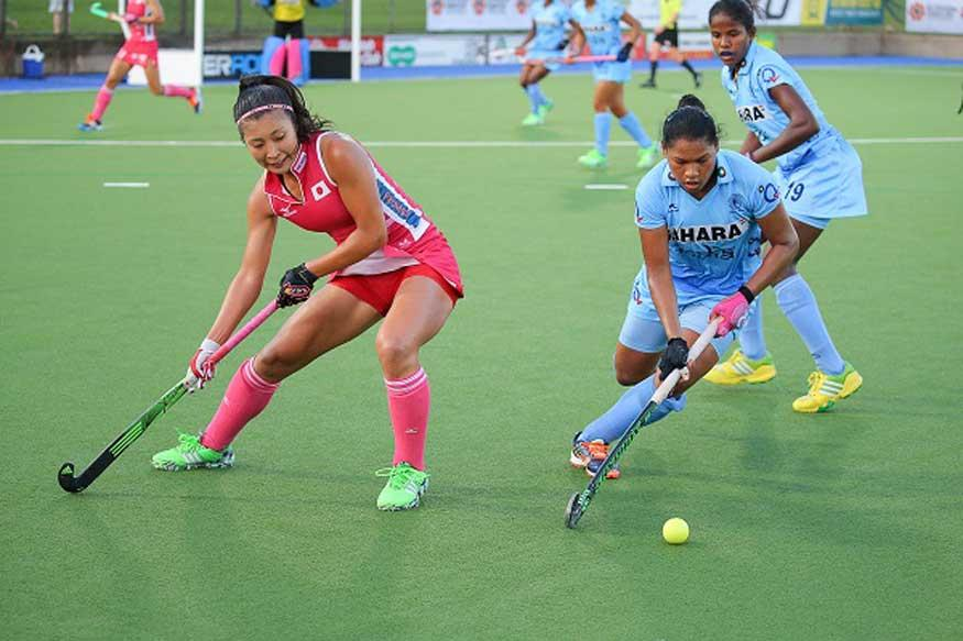 Hockey: Resolute India Women Play Out a 1-1 Draw Against Japan