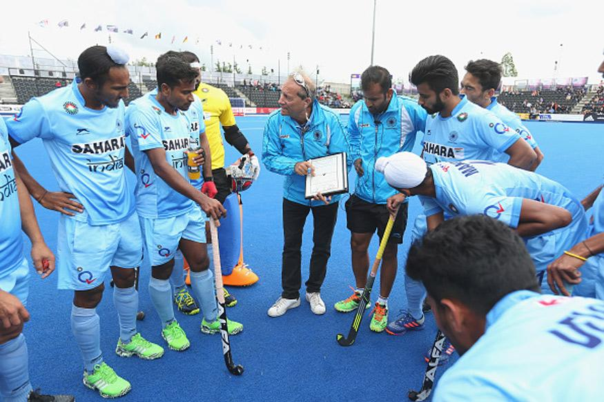 India Address Late Goal Concern to Boost Rio Hopes in Hockey