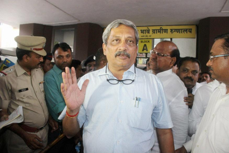 Parrikar Trashes Congress Claims, Says No Surgical Strikes in the Past
