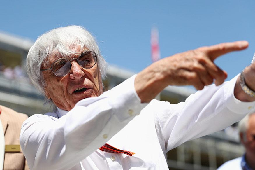 Brexit Makes No Difference to F1, Says Bernie Ecclestone
