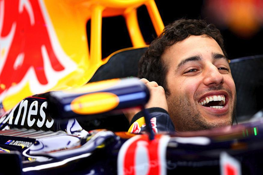 Daniel Ricciardo Relieved to End Speculation Over Future