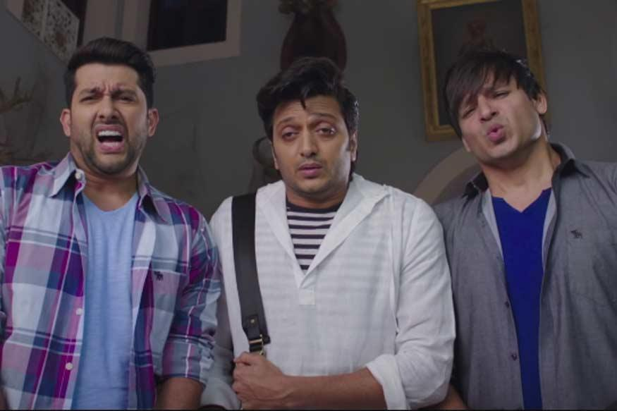 'Great Grand Masti' Review: Plain, Dull and Boring