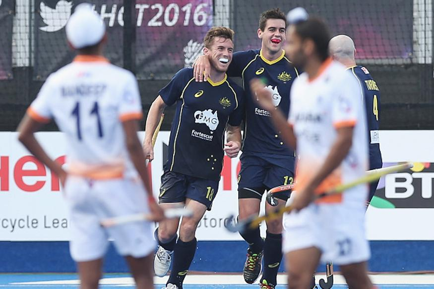 India's Fate on Hold After 2-4 Defeat to Australia at Champions Trophy Hockey