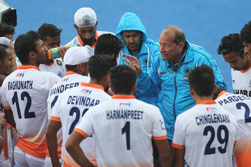 India Lose 1-2 to Belgium in Hockey Champions Trophy