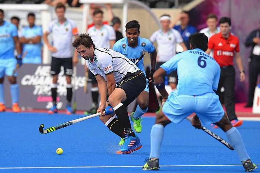 Germany Thrash India 4-0 in Six Nations Hockey Opener