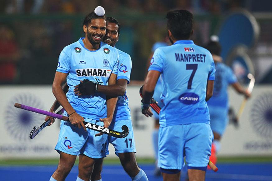 India Play a 3-3 Draw Against Germany in Champions Trophy Hockey