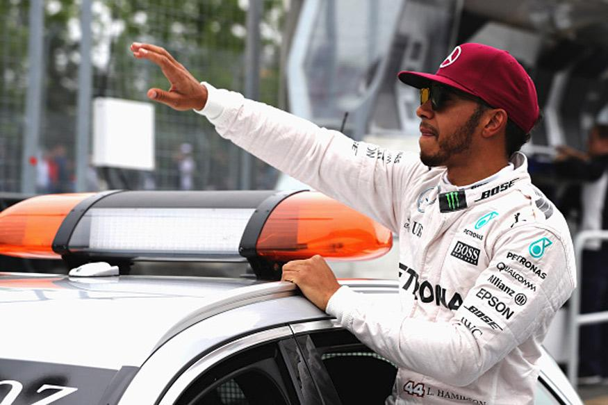 Lewis Hamilton Claims 53rd Career Pole in Canada