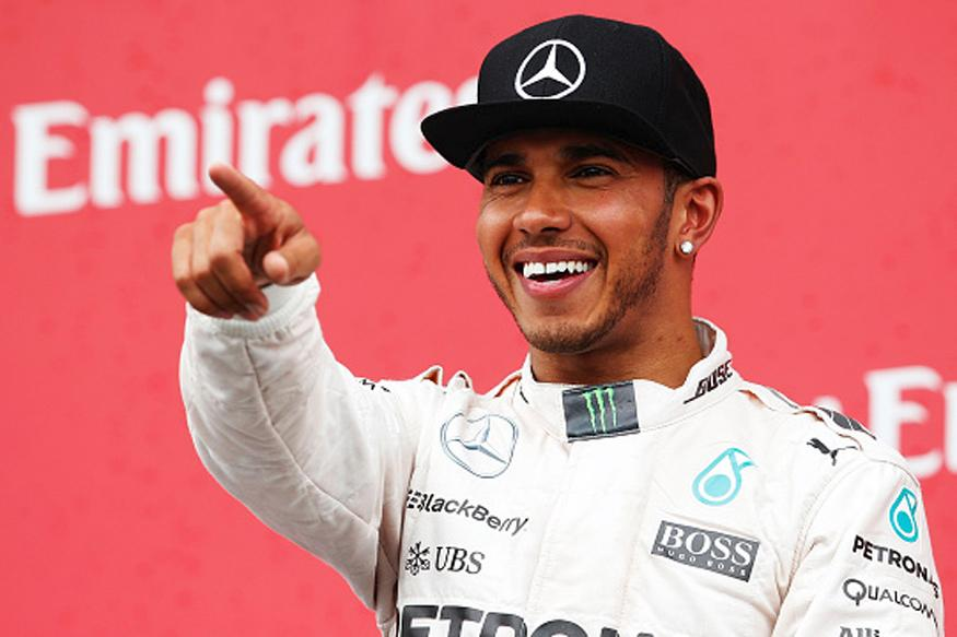 British GP: Lewis Hamilton Fastest As Nico Rosberg Hits Trouble