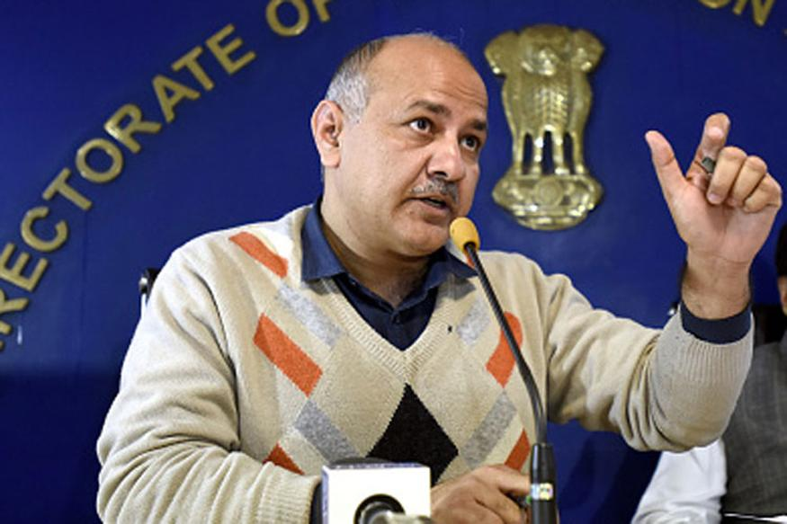 DCW Recruitment Row: Delhi Deputy CM Sisodia Questioned for 3 hours