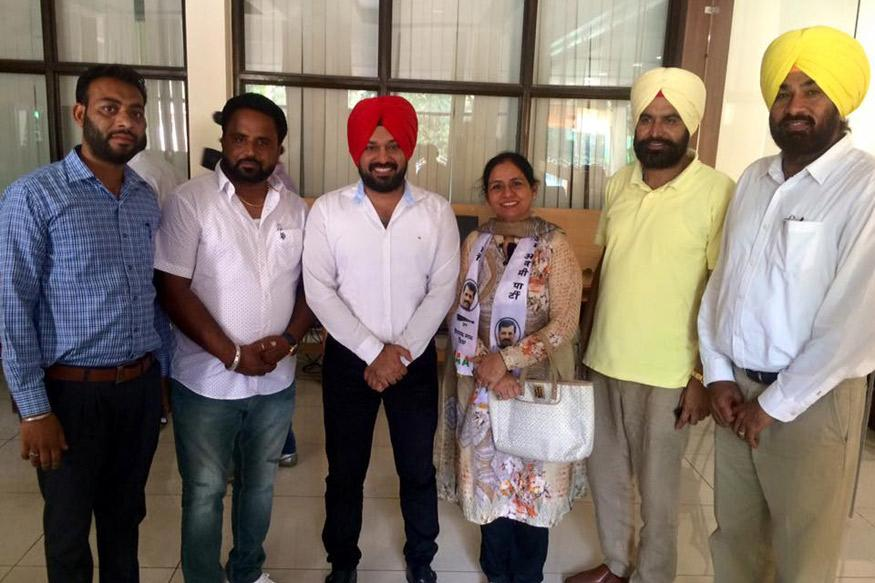 Former India Women Hockey Captain Rajbir Kaur Joins Aam Aadmi Party