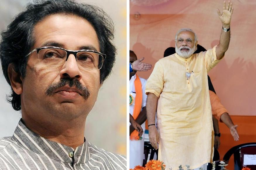 Shiv Sena Takes a Dig at PM Modi's Plan to Celebrate Dussehra in Lucknow