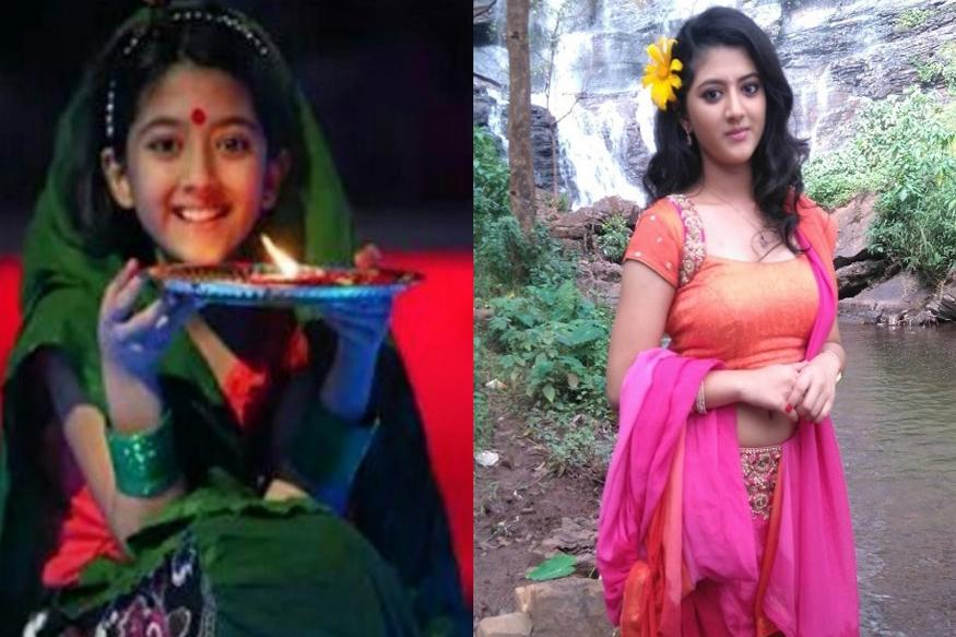 shriya sharma hot song