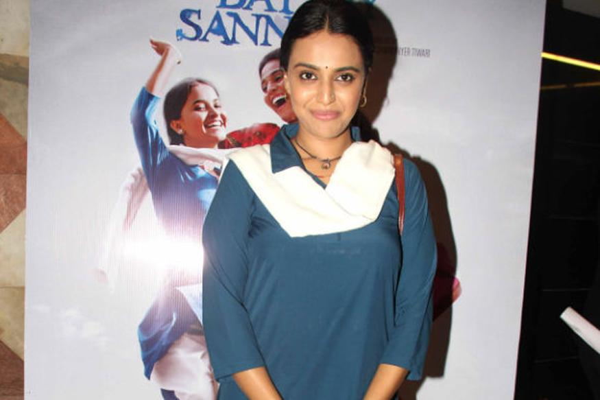In Bollywood You Are Judged On Your Looks: Swara Bhaskar