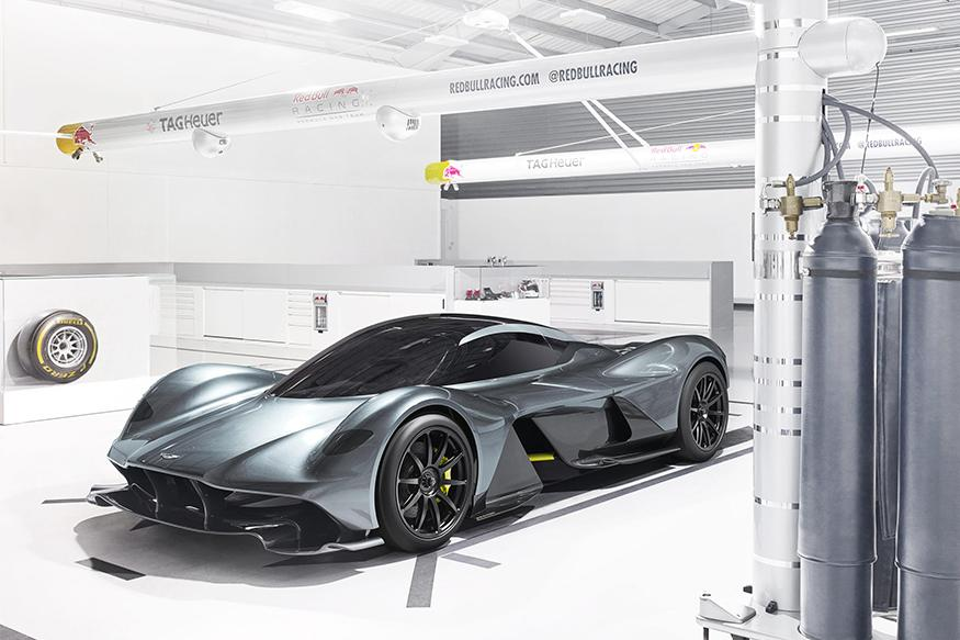 Aston Martin and Red Bull Racing join hands to develop new hypercar