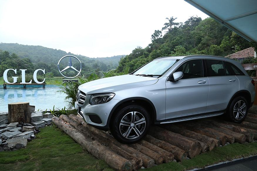 Mercedes-Benz to Launch Made in India GLC on 29 September