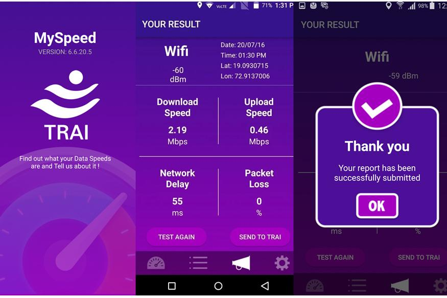 TRAI's New App Helps Track Your Mobile Internet Speed, Quality