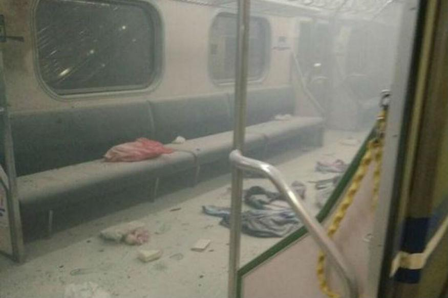 Explosion on Taiwan train injures 21 people