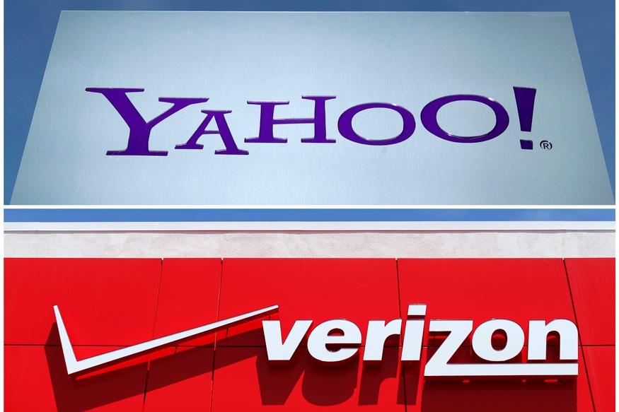 U.S. telecoms firm agrees to buy Yahoo