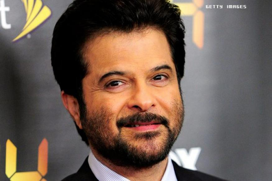 Anil Kapoor Boards Local Train to Promote '24: Season 2'