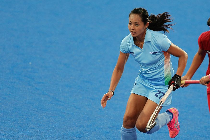 Indian Women's Hockey Team to Embark on US Tour