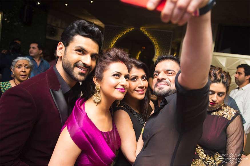 I Got Unnerved: Karan Patel on Snubbing Media at Divyanka's Reception