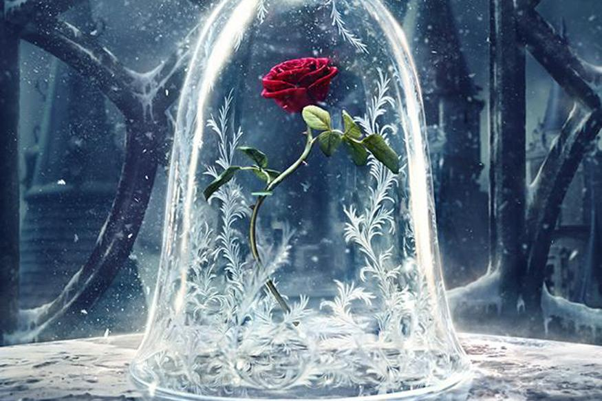 Disney's Beauty and the Beast gets a handsome first poster