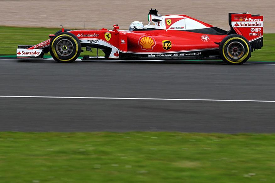 Ferrari Retains Kimi Raikkonen for 2017 F1 Season